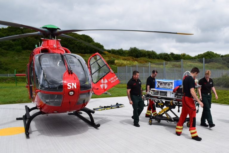 Emergency Medical Retrieval and Transport Service