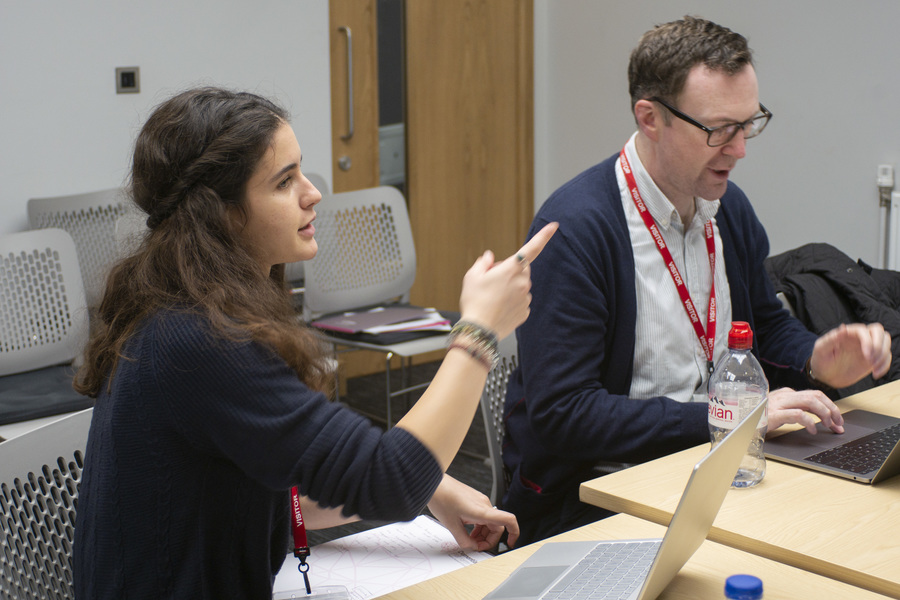 DPUK dataton – 16 hours of innovating, collaborating and exploring data