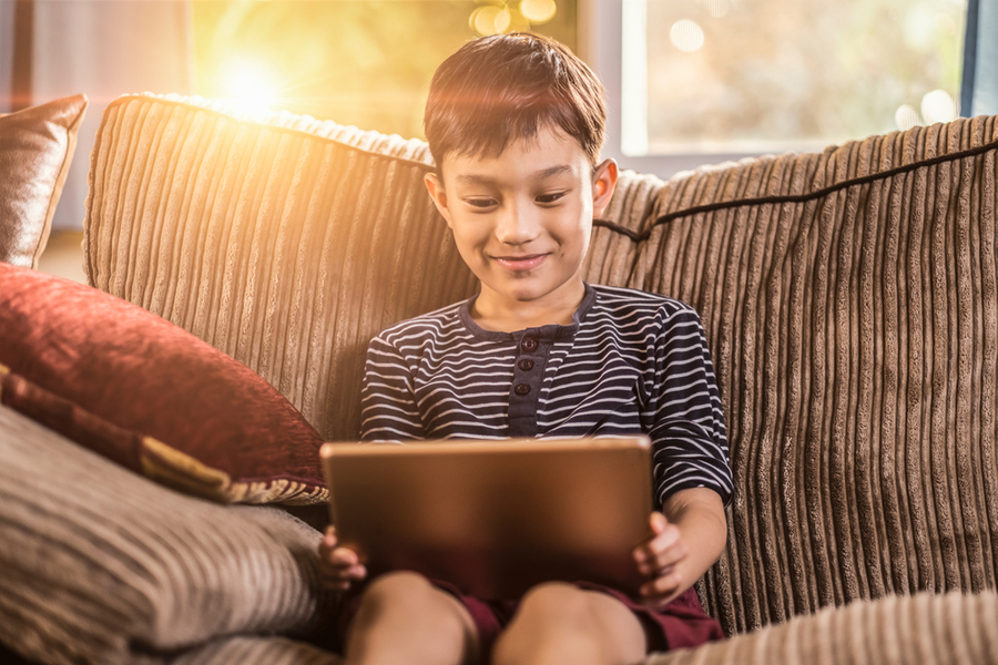 Children age 8-11 to take part in an online questionnaire to understand more about their health and wellbeing during the lockdown